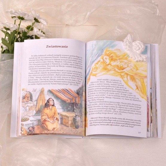 Biblia- Pamiątka I Komunii Świętej