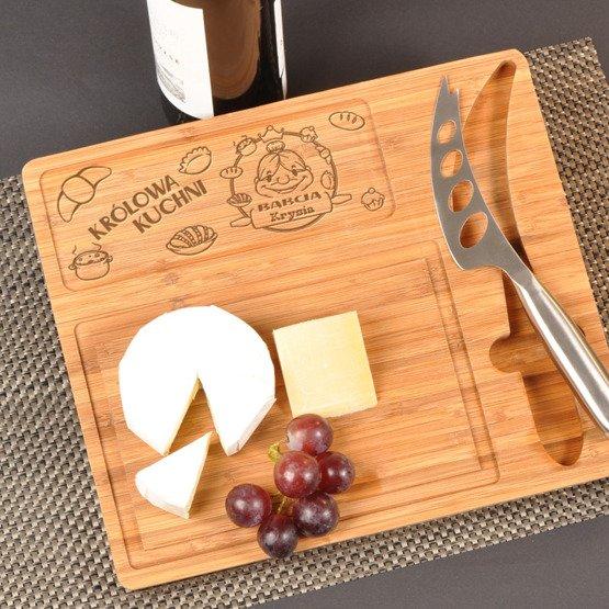 Deska kuchenna - Babcia Królowa kuchni