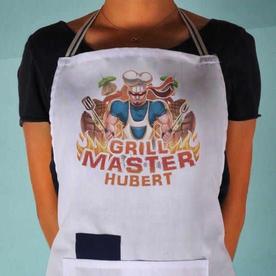 "Fartuszek ""Grill Master"""