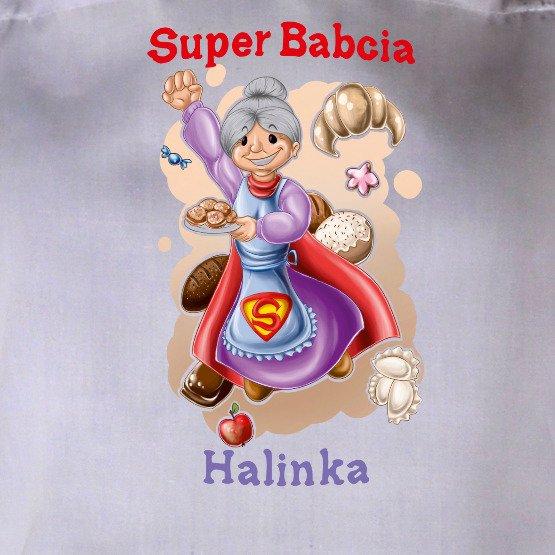 "Fartuszek ""Super Babcia"""
