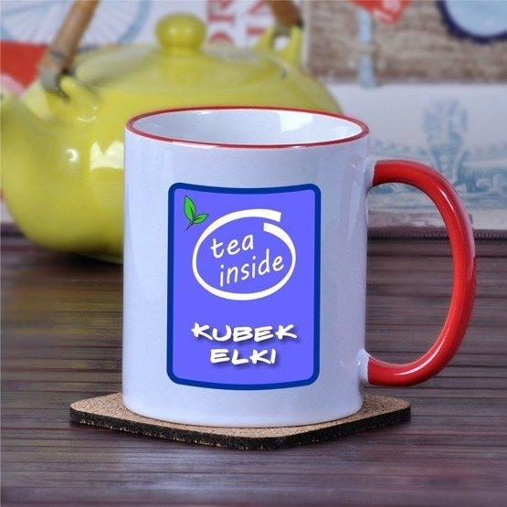 "Kubek ""Tea inside"""