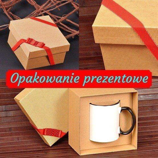 Kubek ceramiczny - świąteczny nastrój