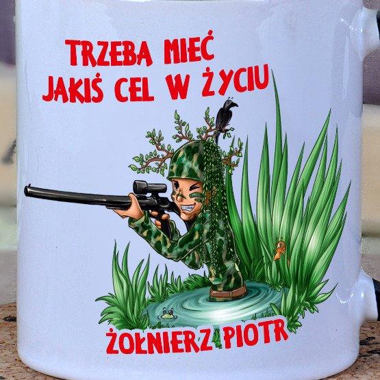 Kubek dla żołnierza
