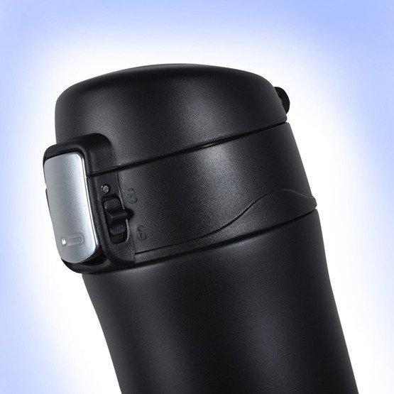 Kubek termiczny 450ml czarny - Best Dad ever