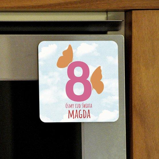 Magnes na lodówkę- ósmy cud świata