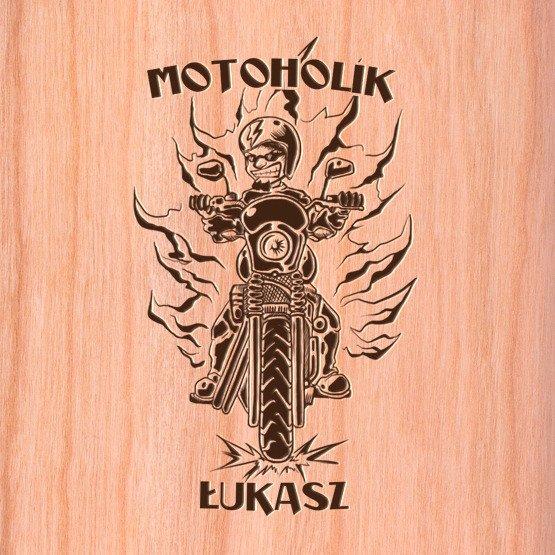 Piersiówka- Motoholik