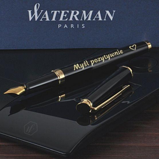 Pióro Waterman Hemisphere GT + etui Puccini