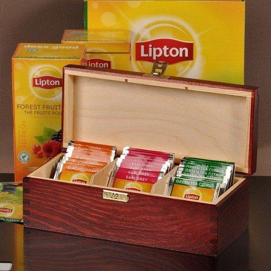 Pudełko z herbatą - Rocznica ślubu - Wspólna podróż