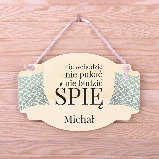 Tabliczka-z-nadrukiem-Nie-wchodzic-nie-pukac-nie-budzic-SPIE-12347_1