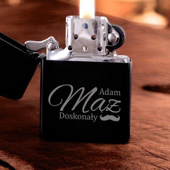 Zapalniczka benzynowa - mąż doskonały