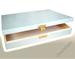 Pudełko drewniane 297x238 - biały